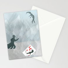 Now, that's cold! Stationery Cards