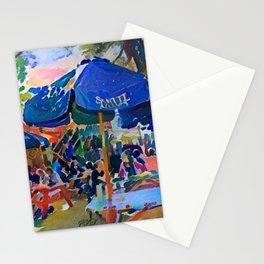Tiki Bar Stationery Cards