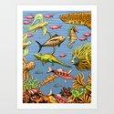 Zissou's Ocean by keithcarter