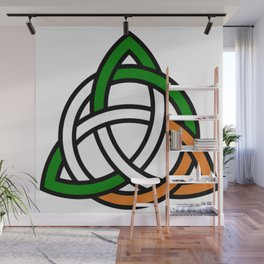 Celtic Knot Wall Mural
