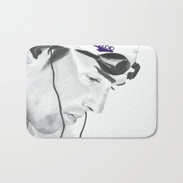 Michael Phelps Bath Mat