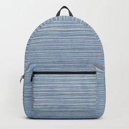 Blue Line - Acessórios e Moda Cor Sólida Backpack