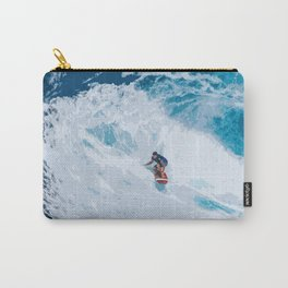Hawaii The Surfers Paradise Carry-All Pouch