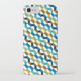 People's Flag of Milwaukee Mod Pattern iPhone Case