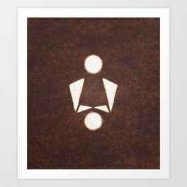 Laying on of Hands Art Print