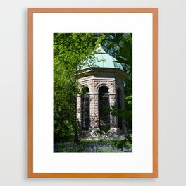 Shaws Tomb Framed Art Print