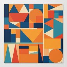 KakuTres Canvas Print