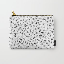 Beetlemania II B&W Carry-All Pouch