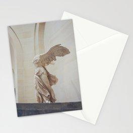 l'après-midi au Louvre (1) Stationery Cards