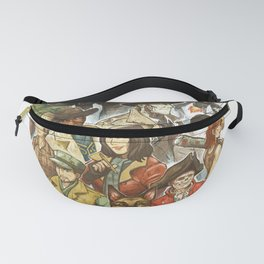 Fallout 4: Comapnions Fanny Pack