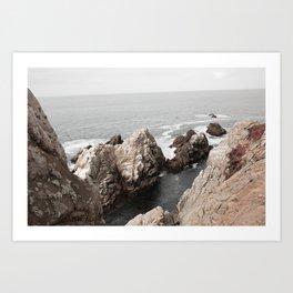 Point Lobobs Art Print