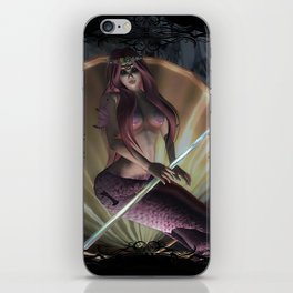 Lost World- Sirena's Primal Power iPhone Skin