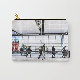 airport hurry Carry-All Pouch