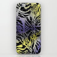 safari iPhone & iPod Skins featuring Safari by Vikki Salmela
