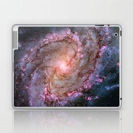 Spiral Galaxy M83 Laptop & iPad Skin