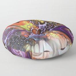 Pumpkin King Floor Pillow