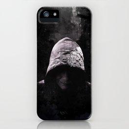 Victorian Assassin Hood - Color iPhone Case