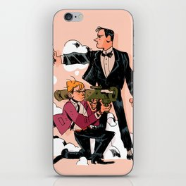 Search and Destroy 2 iPhone Skin
