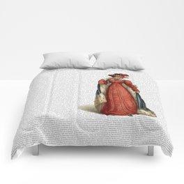 Pride & Prejudice Comforters