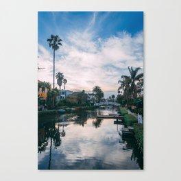 Venice Beach, Los Angeles Canvas Print