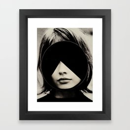 Ices Framed Art Print