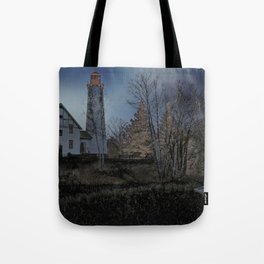 Point Iroquois Infrared Tote Bag