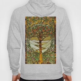 Louis Comfort Tiffany - Decorative stained glass 6. Hoody