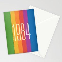 1984 (v) Stationery Cards