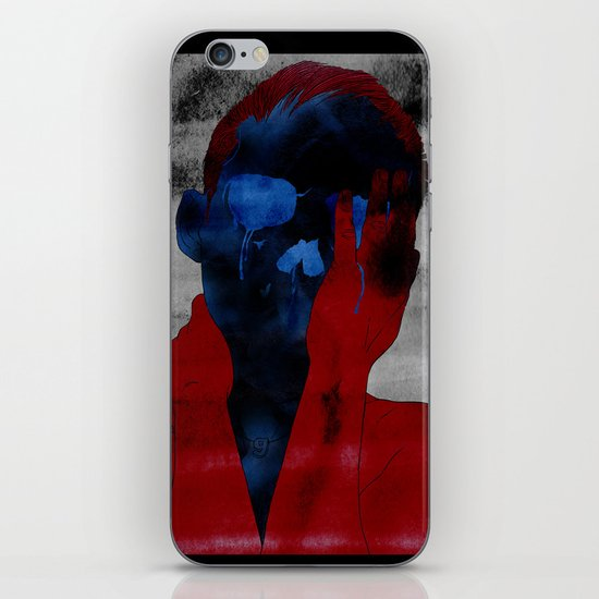 Tears From Bone iPhone & iPod Skin