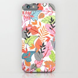 Happy Fall! by Christie Olstad iPhone Case