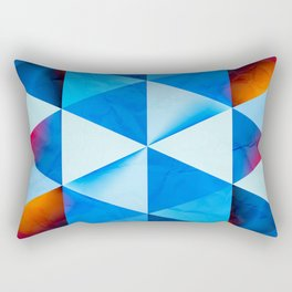 VIVID PATTERN VII Rectangular Pillow