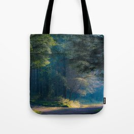 In the faery forest Tote Bag