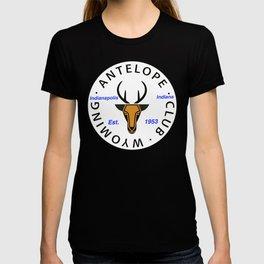 Antelope Club Items T-shirt