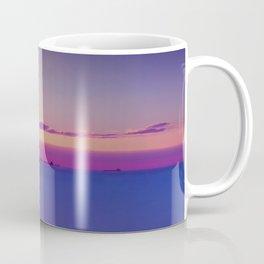 Sunset on the Atlantic Ocean Coffee Mug
