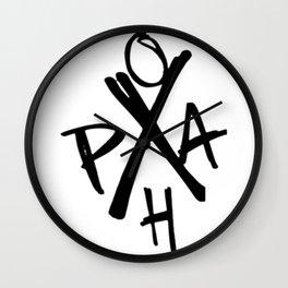Penn-Ohio Underground - Hardcore Logo Wall Clock