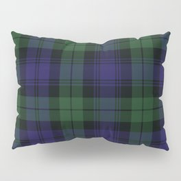 BLACK WATCH TARTAN Pillow Sham