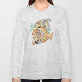 blowfish Long Sleeve T-shirt