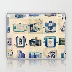 Vintage Camera Collection Laptop & iPad Skin