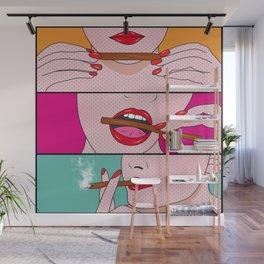 comics Wall Mural