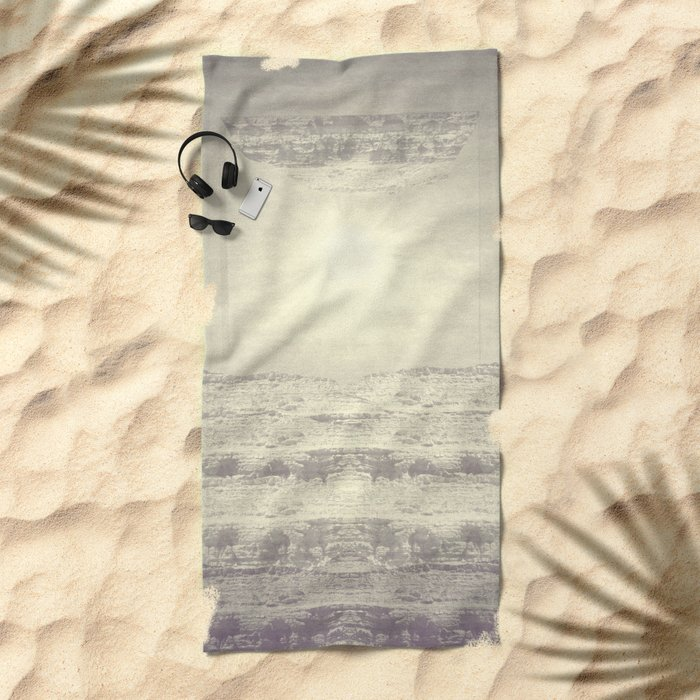 The Light Within Beach Towel