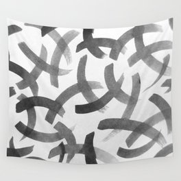 Swashes Wall Tapestry