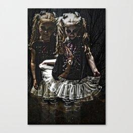 Child's Play Canvas Print