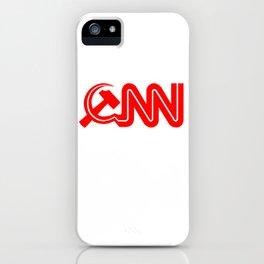 Communist News Network iPhone Case