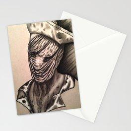 Silent Hill Nurse  Stationery Cards