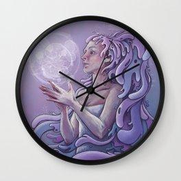 Indulgence Wall Clock