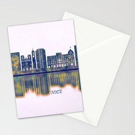 Nice Skyline Stationery Cards