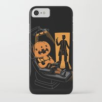 dentist iPhone & iPod Cases featuring Are You Afraid of the Dentist? by Marco Angeles