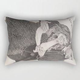 """Ana & Christian """"SIP"""" (Fifty Shades Darker) Rectangular Pillow"""