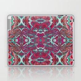Boujee Boho Rose Medallion Mandala Laptop & iPad Skin