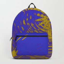 Circle Ripple Tribble Backpack